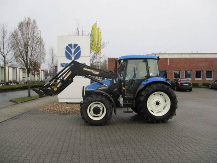 New Holland td 5040 - 2008