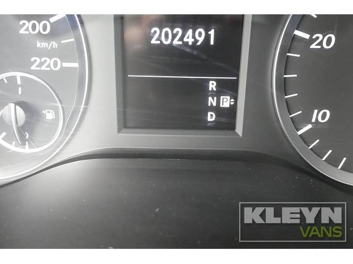 Mercedes-Benz VITO 119 CDI koelwagen automaat - 2016 - image 10