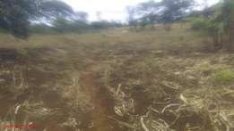 1 acre plot,Kitengela acacia area.