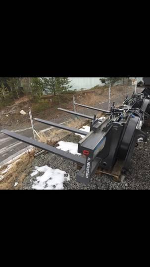 Side Shift Rotator/sideshift Till Lastmaskin St.bm
