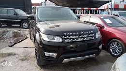 Supercharged Sport HSE 2014 Range Rover With Full Factory Options.