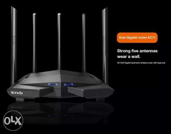 Router Tenda AC11 1200Mbps