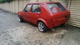 Golf 2lt for sale R23000 or to swop for fwhu