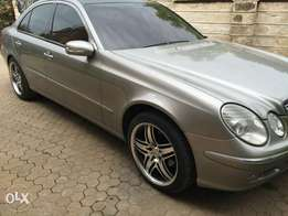 Mercides benz E240,very clean inside & out immaculate condition