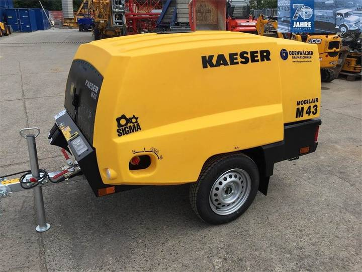 Kaeser M43pe - 2019