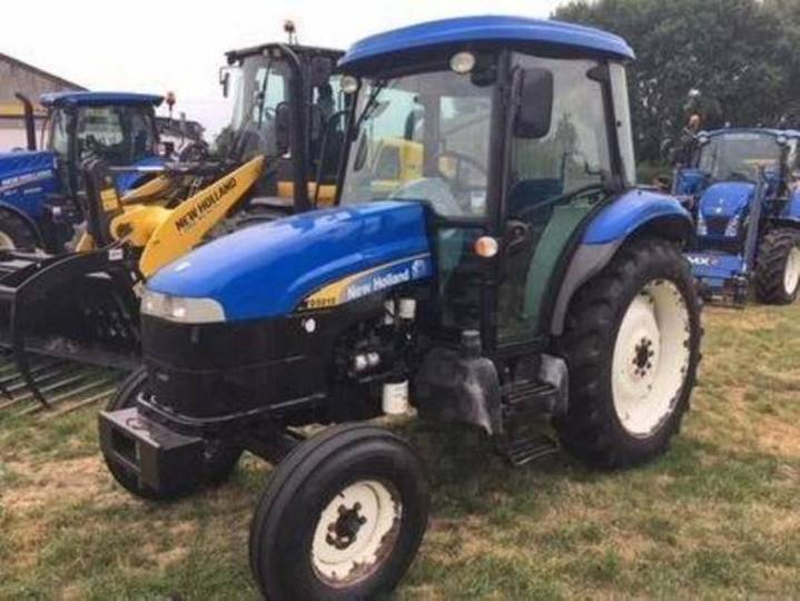 New Holland td5010 2wd - 2011
