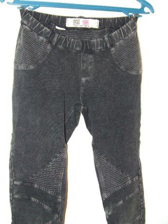 94a9598b90 Legginsy Pieces spodnie leginsy jeansy denim XS S 36 - pobranie wysył  Rybnik - image 1