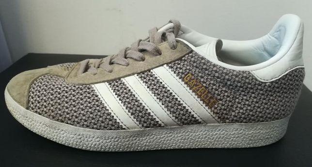 ADIDAS GAZELLE brązowe BB5176 Sneakersy r. 36