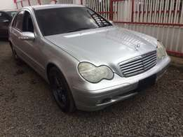 Mercedes c180 very clean well maintained fully loaded just buy