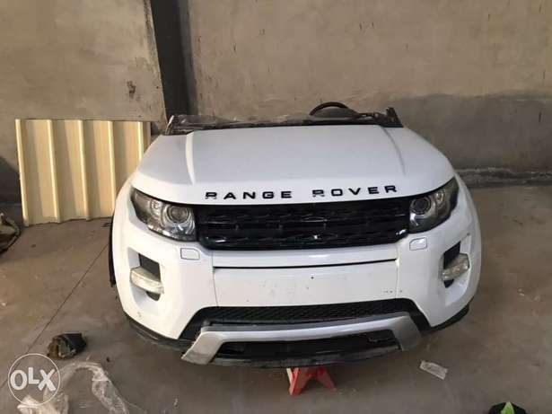 Range Rover evoque spare parts