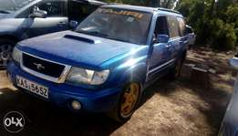 Subaru forester sf5 turbo charged