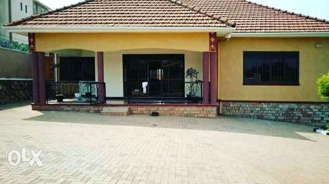 4bedroom bungalow 4 sale at 350M located in Najjera Kampala - image 1