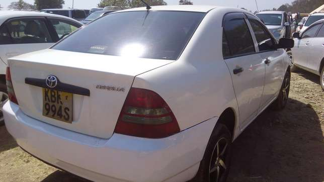 Toyota nze for quick sale Baba Dogo - image 3