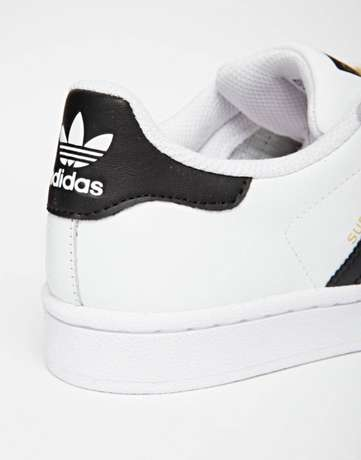 New adidas superstar white sneakers Lagos - image 3