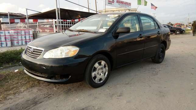 Clean Smooth Driving 2007 Toyota Corolla CE In Excellent Condition Lekki - image 2