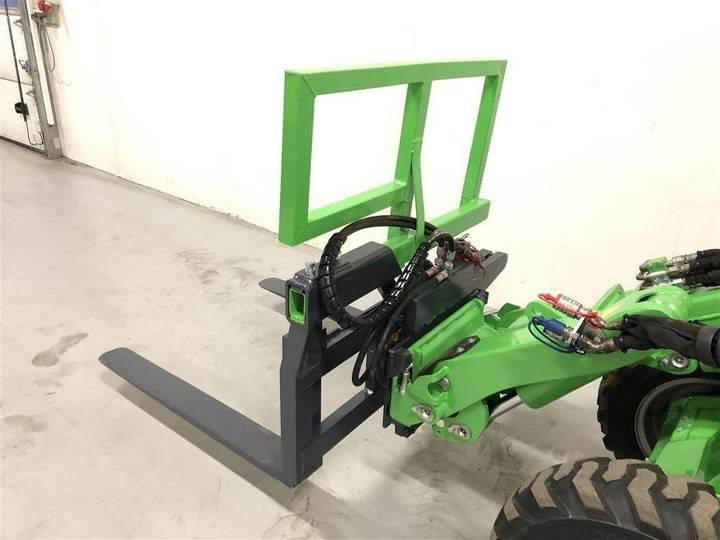 Avant Pallegaffel Med Hydraulisk Rotor