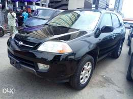accident free toks acura mdx 2003 model lagos cleared