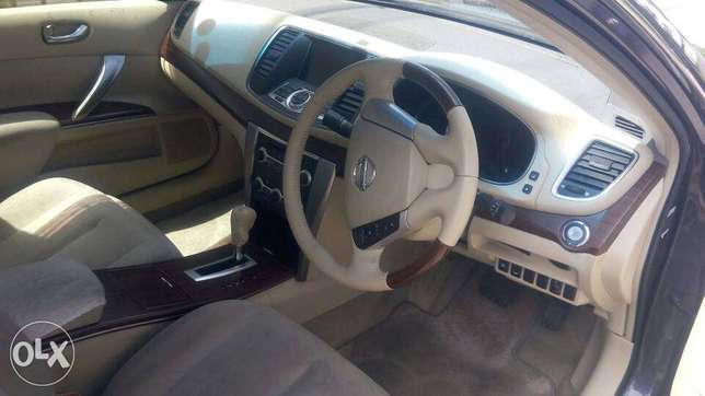 Reg: KCP number Silver Nissan Teana 2010 model Mombasa Island - image 6