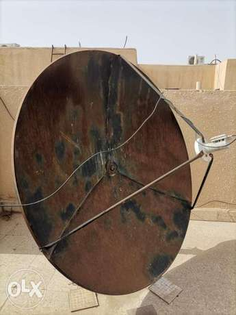 Dish with device
