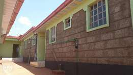 Bisill Shops and One bedroom units for Rent( Kajiado)