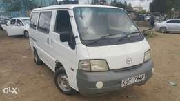 Very clean mazda bongo petrol manual