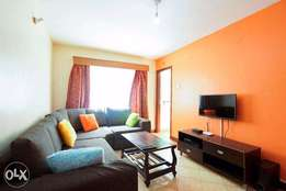 Furnished 2 bedroom Flat in South B off Mombasa Road