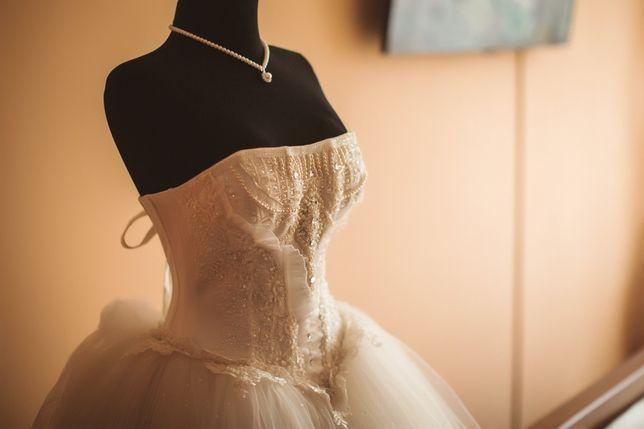 b34b802967c Архив  Свадебное платье Оксана Муха Британи  5 000 грн. - Свадебные ...