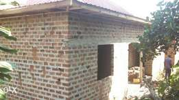 house on sell 50 meters from the main road at nakibizi njeru
