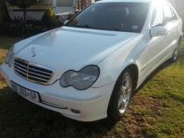 Mercedes C270 CDi Avantgarde sell or swop
