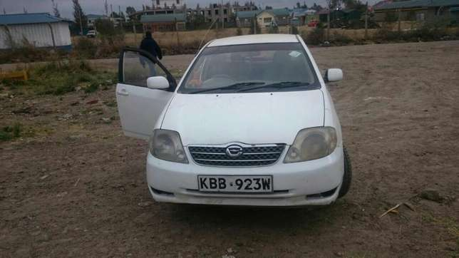 Quick sale! Toyota NZE KBB available at 450k asking price. Naivasha - image 4