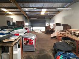 Commercial Mini-Factory To Let Westmead 350 sqm