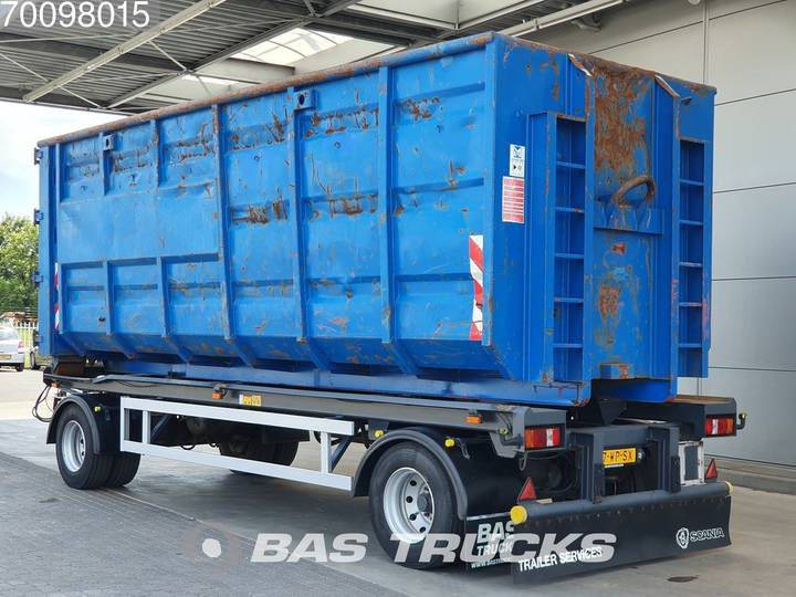Meiller G18ZL5.0 + Container - 2002