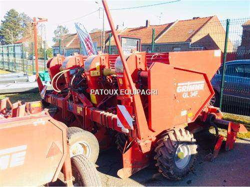 Grimme Gl34 F - 2009