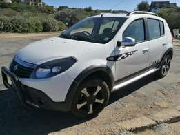 EXCLUSIVE Sandero Stepway GT Line Limited Edition