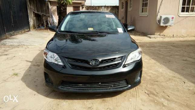 Buy and Drive Toyota Corolla LE 2012 Model With Auto Fabric Cold AC. Lekki - image 1