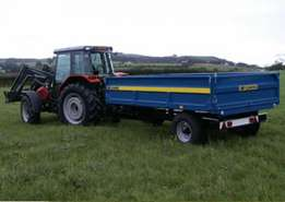4 ton Tipping Trailer