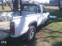 Im selling my bakkie for 32000 its still in good condition