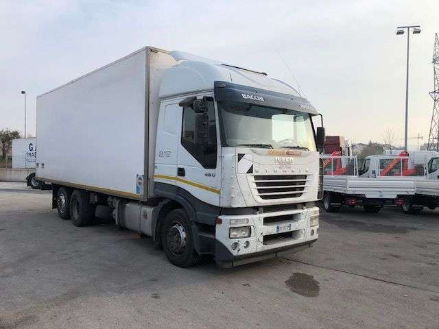 Iveco Stralis As260s48y/ps - 2004