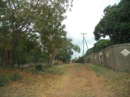 1/4 of an acre land next to each other in Diani for sale