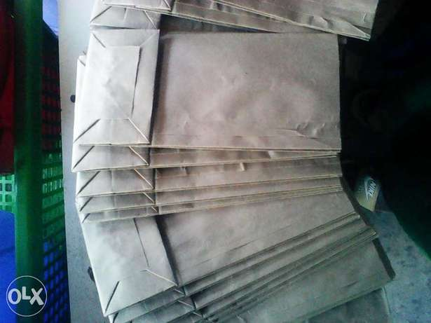 Khaki bags good price now . no.1 shs.300 g no. 2 shs. 350. Industrial Area - image 8
