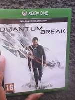 Quantum Break to swap or R350 for a game