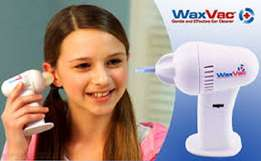 Ear Cleaner WaxVac Ear Cleaner