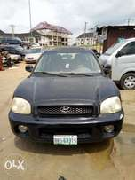 Company used Hyundai Santa fe for sale