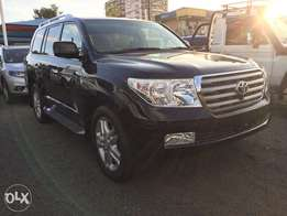 2011 Toyota Land Cruiser ZX