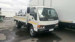 Isuzu 4T Drop Side Truck For Sale