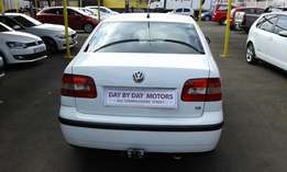 2006 VW Polo Classic1.6 manual for sale