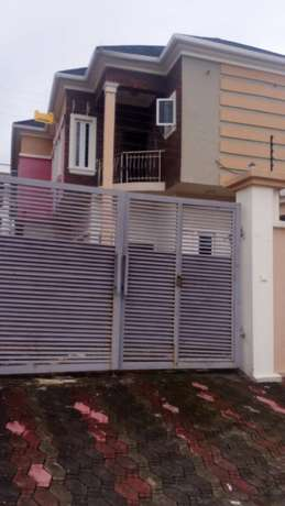 Brand new 2 bedroom flat in Osapa (upstairs) Lekki - image 1