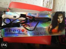 Prego Fast Hair Curling Iron