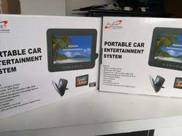 Dvd car entertainment system