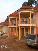 Executive two bedroom two bathroom house for rent in Najjera